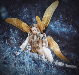 Dragonfly by MariannaInsomnia