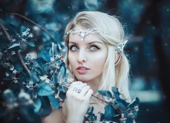 Elvish by MariannaInsomnia
