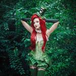 Steampunk Ivy by MariannaInsomnia