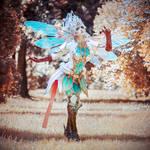 Warrior Fairy II by MariannaInsomnia
