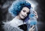 Cheshire Cat by MariannaInsomnia