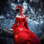 Red Duchess by MariannaInsomnia