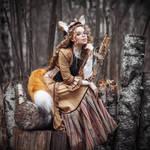 Fox by MariannaInsomnia