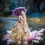 Thumbelina by MariannaInsomnia
