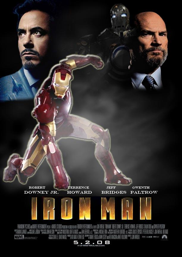 Iron Man Dvd Cover Art Dvd cover 1 - iron man done byIron Man Dvd Cover Art