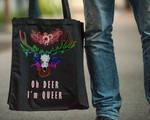 Oh deer, I'm queer - BAG OVERPRINT DESIGN