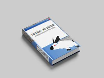 Patryk Kosenda - BOOK COVER DESIGN by stefamarchwiowna