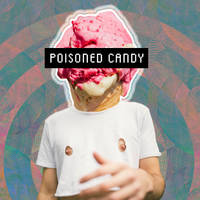 poisoned candy - illustration by stefamarchwiowna