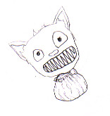 kitty. by sheepsleep