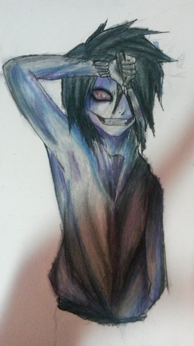 jeff the killer by demiselight88