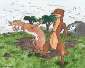 Annoying Weasels