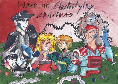 Merry Electrifying Christmas