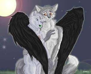Protected Love by Faelis-Skribblekitty