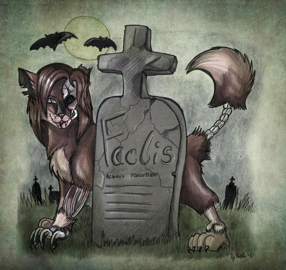 Creepy Halloween by StarlightsMarti
