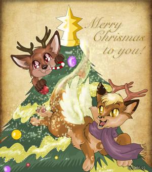 Merry Deermas