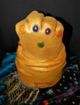 Thanos' Infinity Gauntlet CAKE