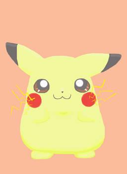 Pikachu (Reredraw)