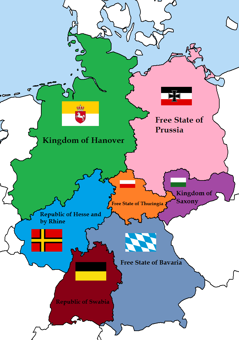 Germany Divided: 1945 by DanyBul on DeviantArt on lower saxony map, duchy of warsaw map, confederation of the rhine map, union of soviet socialist republics map, kingdom of saxony medal, confederate states of america map, kingdom of saxony in england, saxony location on map,