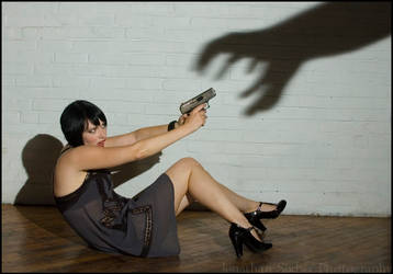 Andrea Shadow Fighter by JonnyBalls