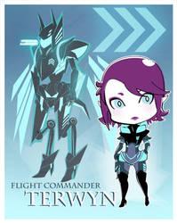 Flight Commander by ThreeLittleSorcerers