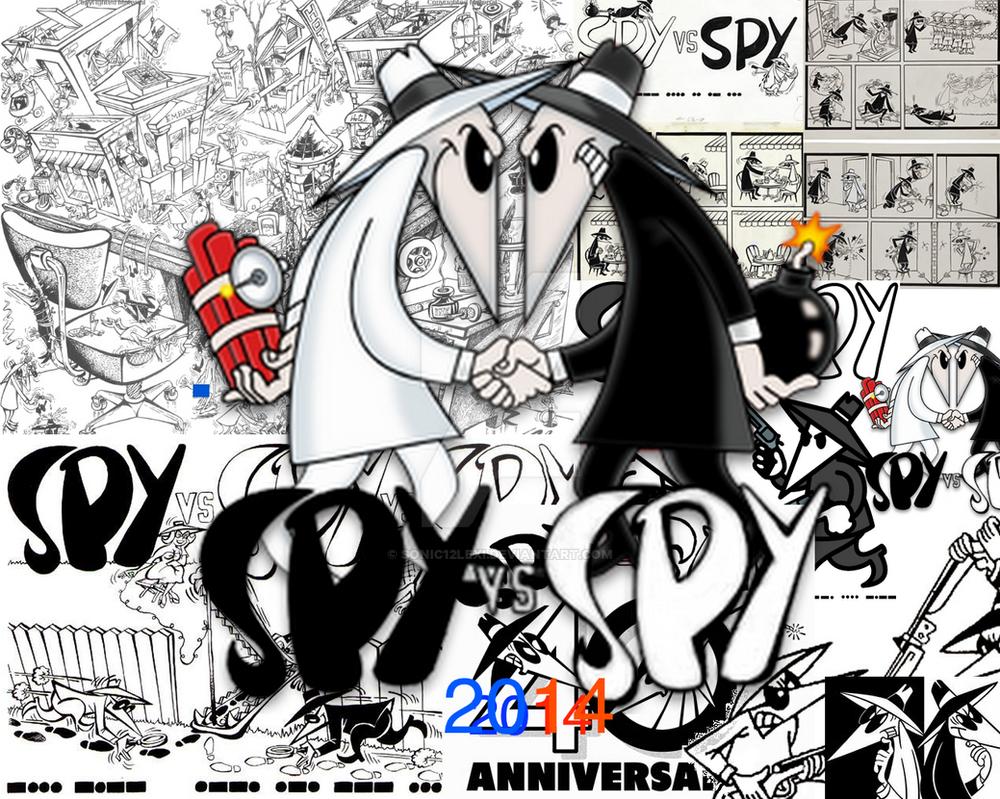 Spy Vs Spy Best Wallpaper By Sonic12lexi On Deviantart