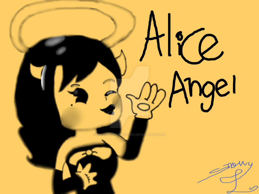 Alice Angel by Incono-Desconocido