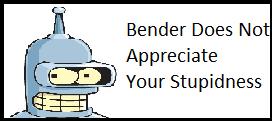 Bender Stamp by Spirit-ual