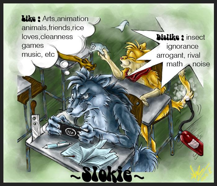 SlokGreatwolf's Profile Picture