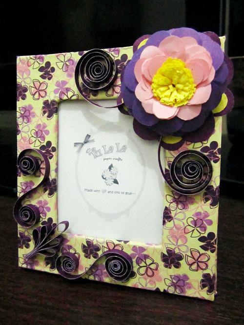 handmade frame 3 by ai2rie d4r4908 Ödev Kapakları El Yapımı
