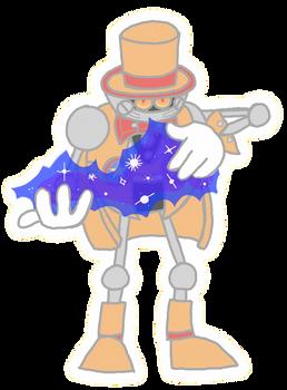 The Heavy Magician