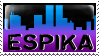 Espika Stamp by Lonstermonster