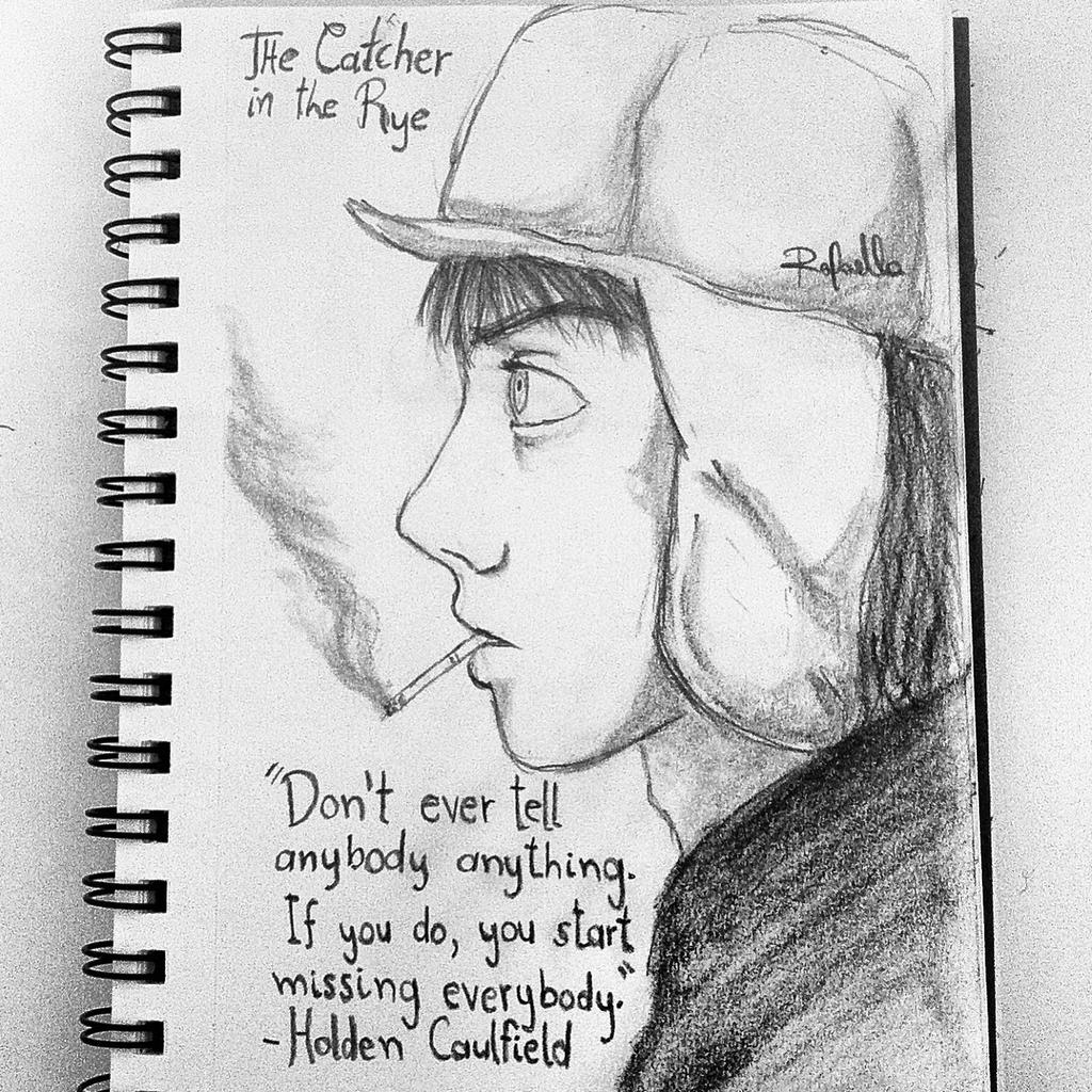 a psychoanalysis of holden caulfield in the catcher in the rye by j d salinger Quizlet provides catcher in the rye salinger characters activities the catcher in the rye by jd salinger characters holden caulfield.