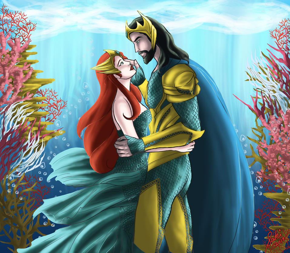 Ocean Lords by saki-guzman