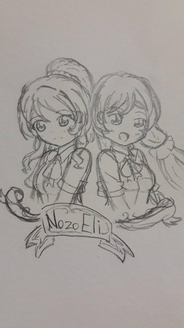 NozoEli by THATutakuGURL
