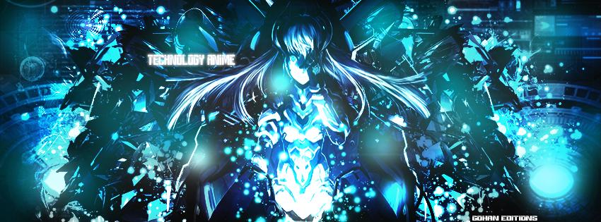 Technology Anime By GohanEditionsXD On DeviantArt