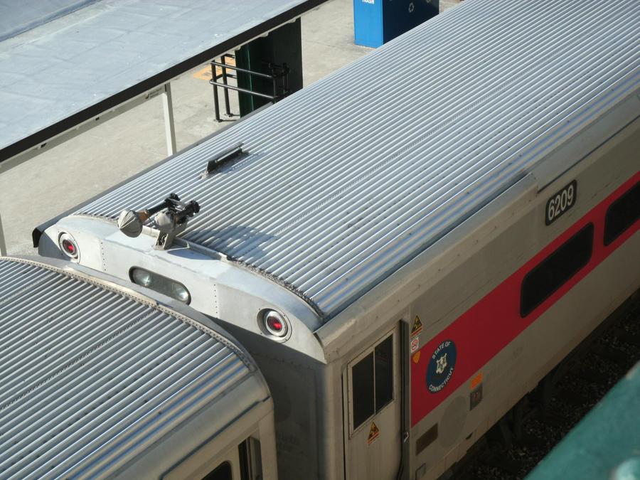 Metro North Cabcar #6209 by Tracksidegorilla1