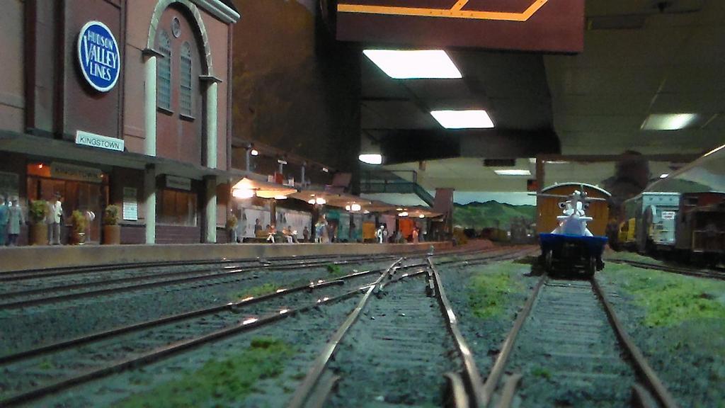 Kingstown by Tracksidegorilla1
