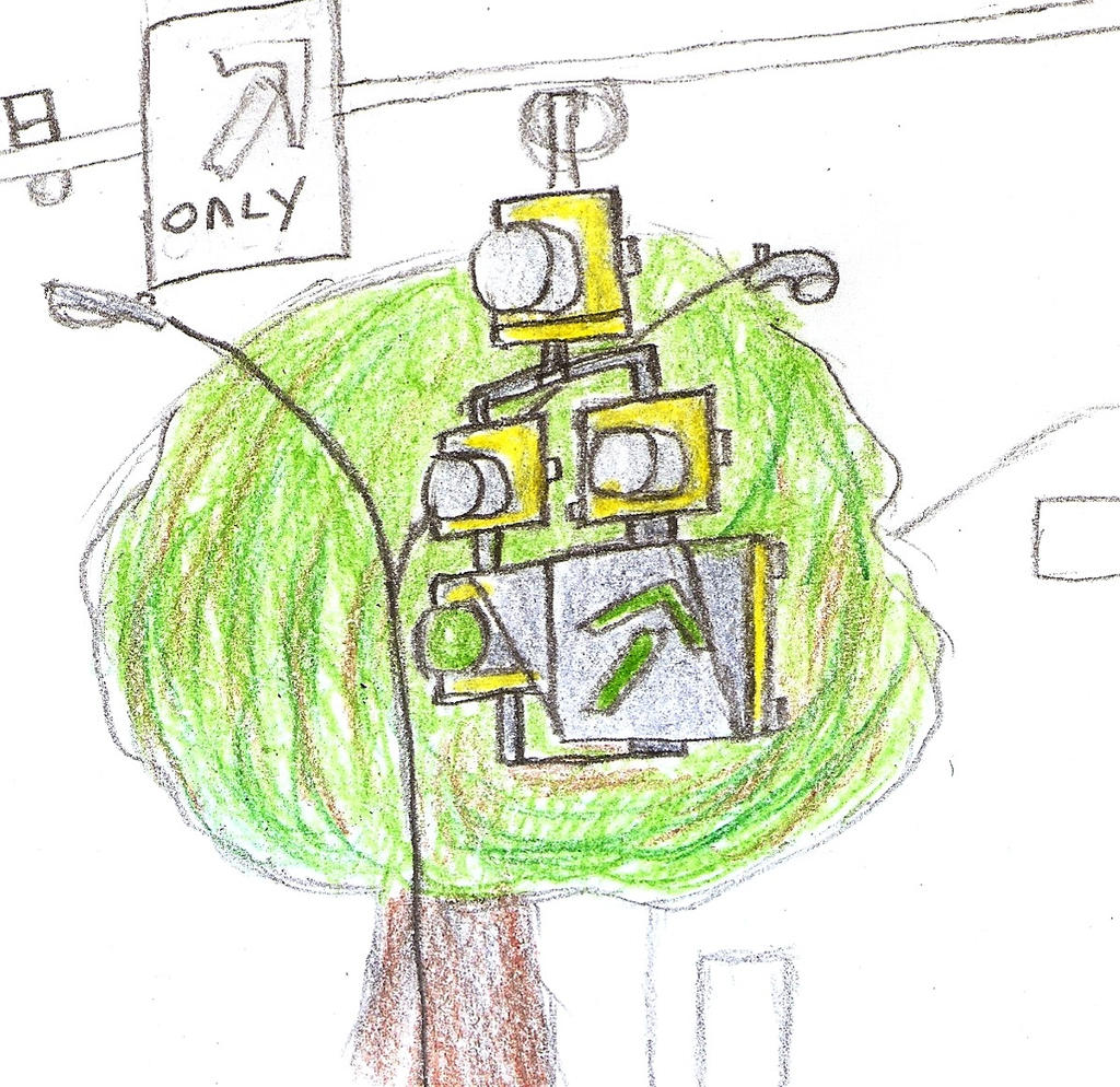 Cucamonga Swift Doghouse Signal by Tracksidegorilla1