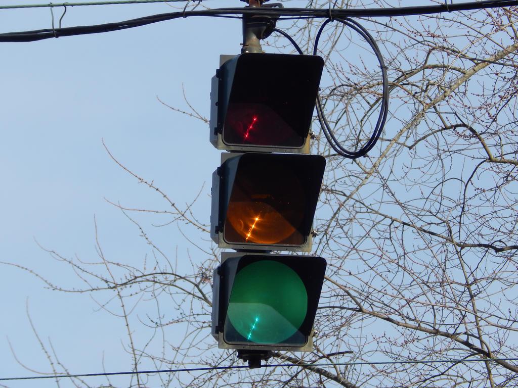 3M Traffic Signal by Tracksidegorilla1