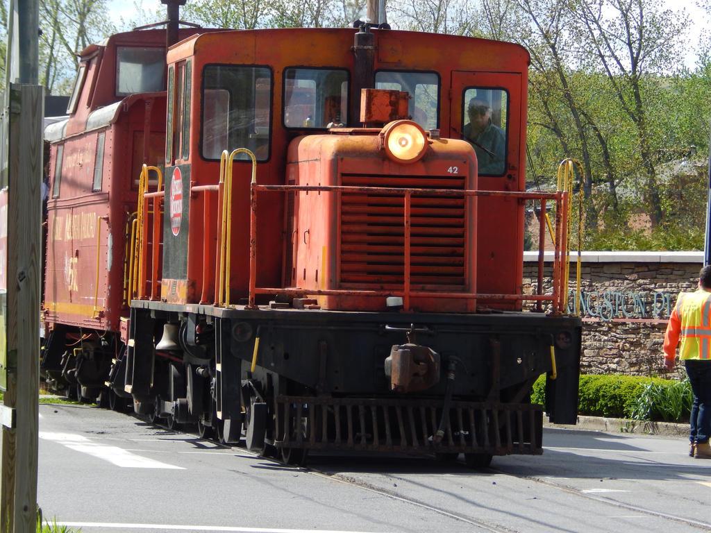 Catskill Mtn Railroad 44 Tonner #42 by Tracksidegorilla1