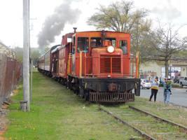 Catskill Mountain Railroad 90 Tonner #42 by Tracksidegorilla1