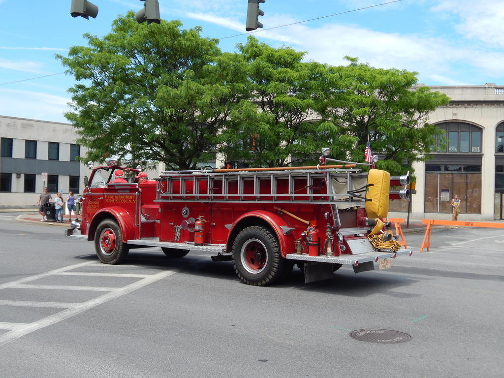 Kingston Fire Department ALF Engine 7 by Tracksidegorilla1