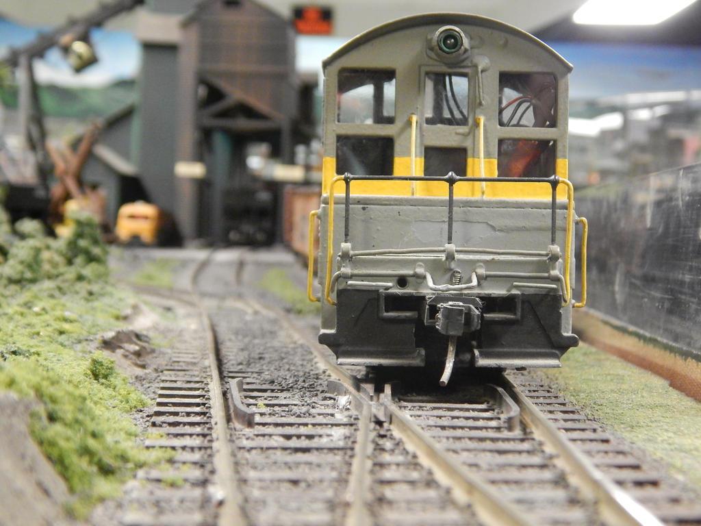 Coal Yard by Tracksidegorilla1
