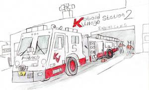 Kobold Village Minotaur Engine 5 by Tracksidegorilla1
