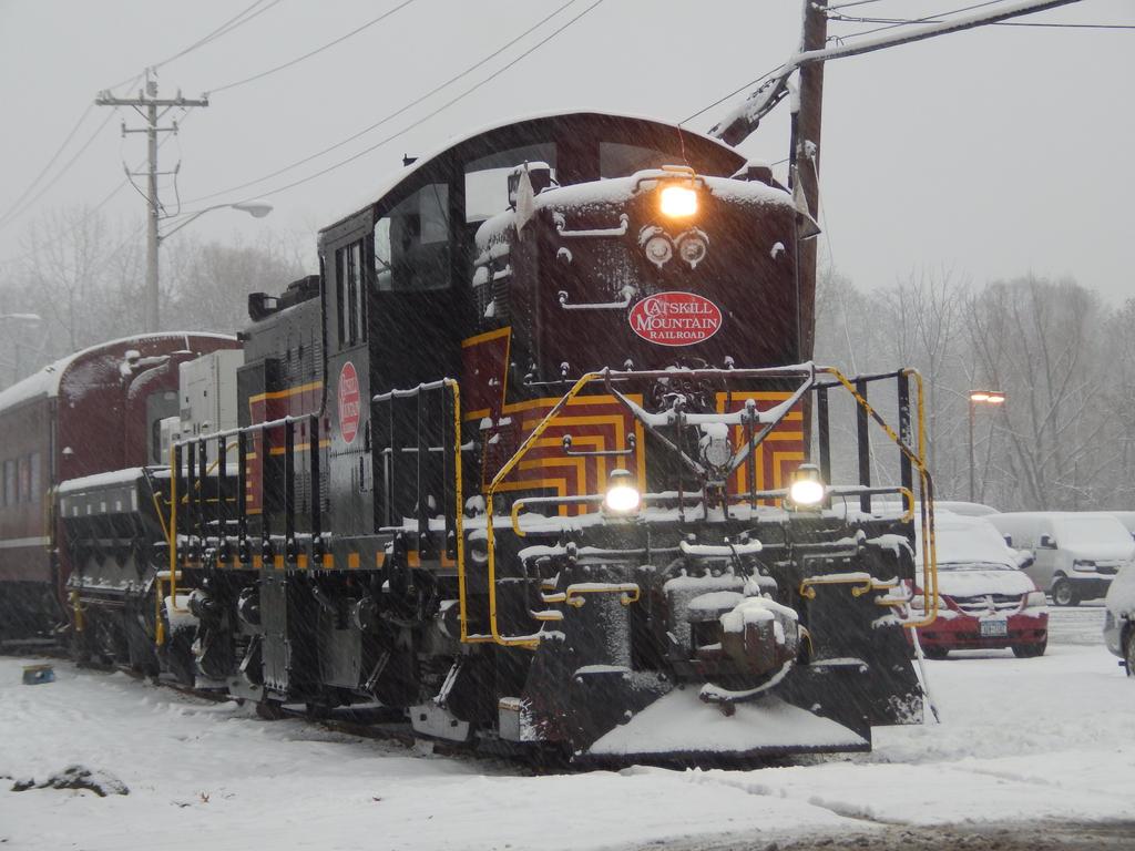 Catskill Mountain Railroad RS-1 #401 by Tracksidegorilla1