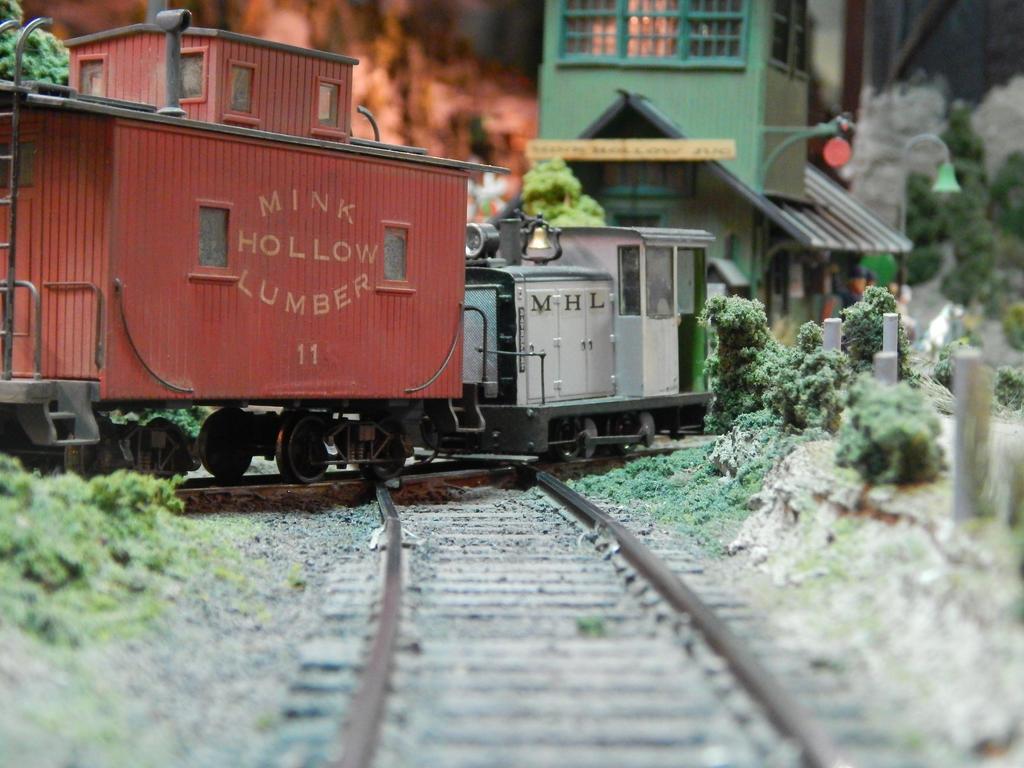 Mink Hollow Jct by Tracksidegorilla1