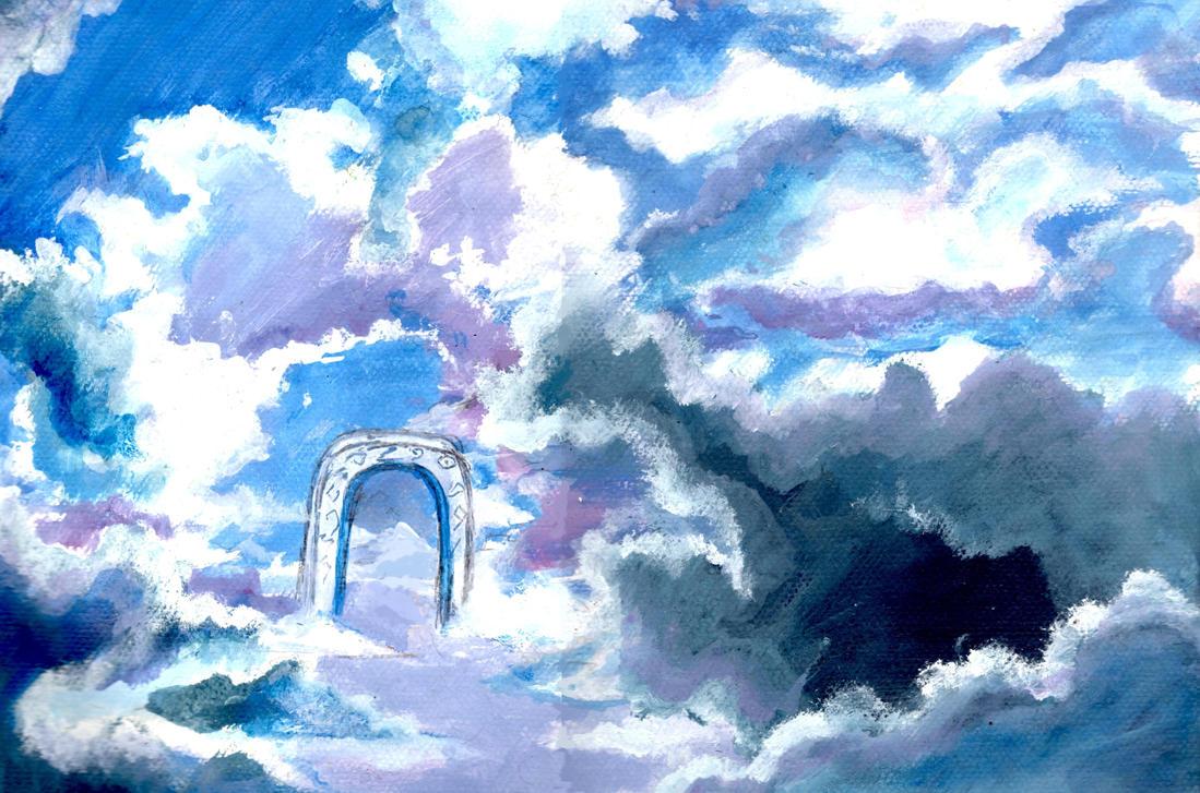 Sky Gate by TaraLIGHT