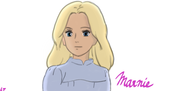 When Marnie was here... by HenriBaz