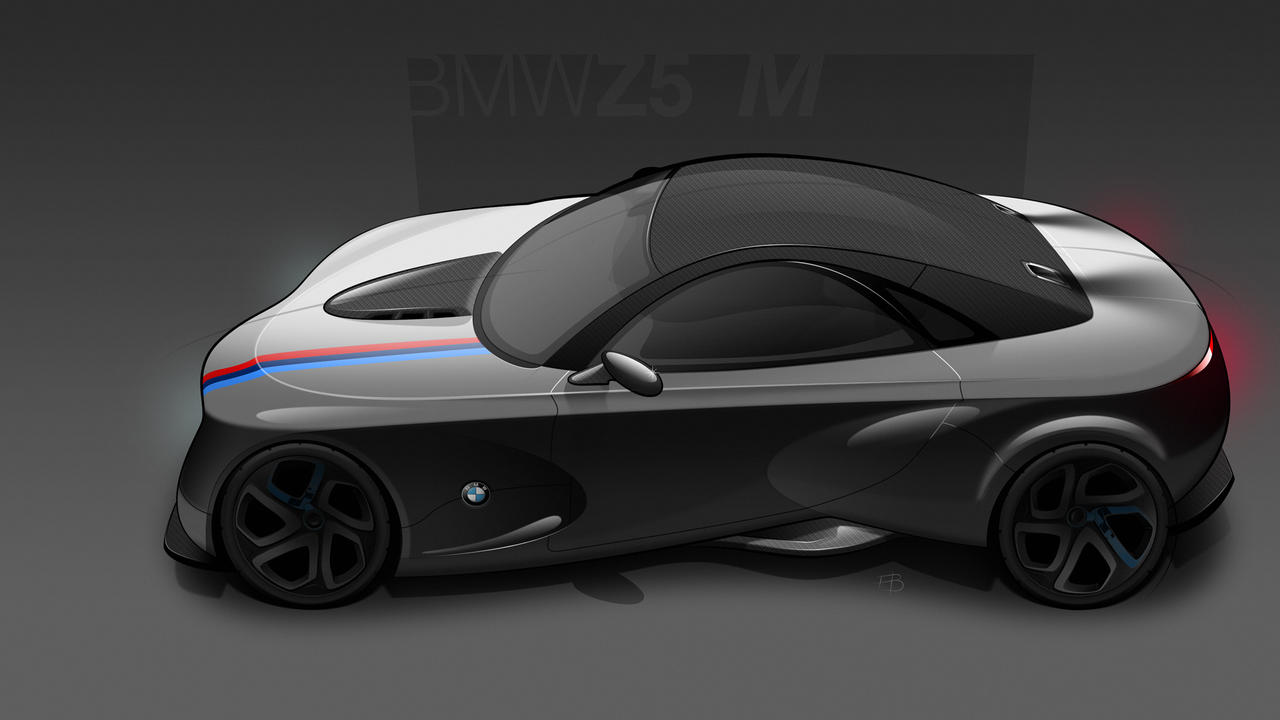 Bmw Z5 M By Bostaddesign On Deviantart