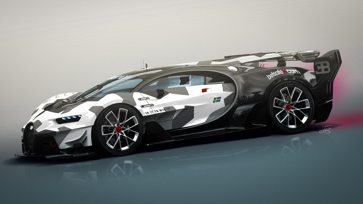 Bugatti Gran Turismo By Bostaddesign On Deviantart